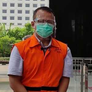 Edhy Prabowo Dicecar Soal Bank Garansi Rp 52,3 M Yang Sudah Disita KPK