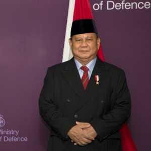 Temui Menhan Inggris, Prabowo Jajaki Peluang Kerja Sama Pertahanan