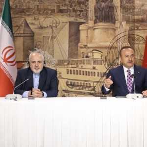 Duduk Satu Meja, Diplomat Top Turki Dan Iran Sepakat Tingkatkan Kerja Sama Lawan Teroris PKK