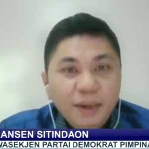 SBY Dituding Pengkudeta Anas Urbaningrum, Jansen Sitindaon: Seperti Mimpi Di Siang Bolong!