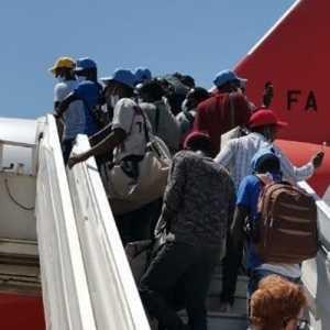 Demi Keselamatan, Koalisi Arab Angkut 160 Migran Afrika Keluar Dari Yaman