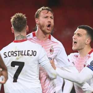Hasil Liga Europa: Milan Tahan MU, Arsenal Dan Tottenham Melaju