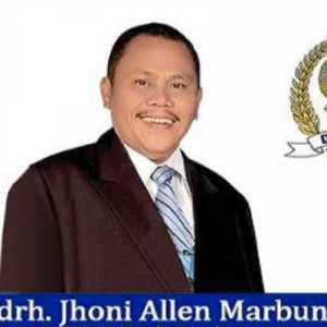 Soal PAW Jhoni Allen, Demokrat: Kami Sudah Kirim Surat Ke Pimpinan DPR
