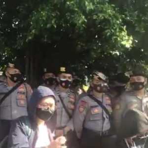 HRS Hadiri Langsung Persidanganya, 1.985 Personel Berjaga Di PN Jaktim