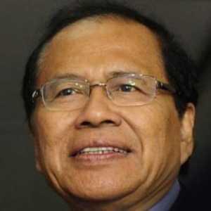 Dana Parpol 30 T Jadi Jurus Rizal Ramli Agar Pejabat Tidak Ngabdi Ke Cukong