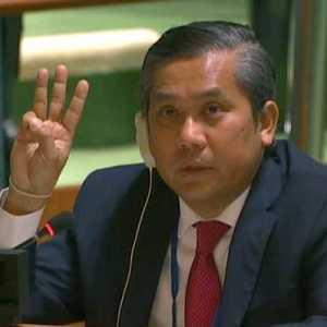 Dubes Myanmar Minta Tekanan Yang Lebih Berat Untuk Junta Militer