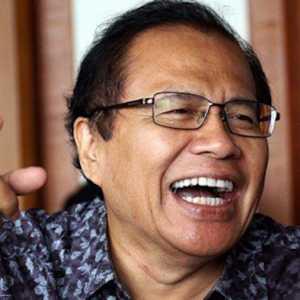 Jokowi Bantah Ingin 3 Periode, Rizal Ramli: Omongane Sering Kewolak-walik, Piye Arep Percoyo?