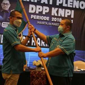 Melalui Rapat Pleno, Haris Pertama Dicopot Dari Jabatan Ketua Umum KNPI
