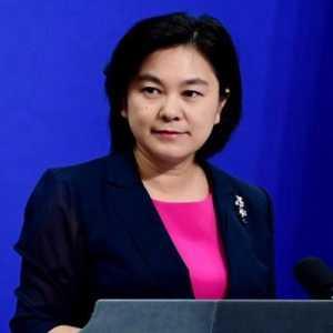 Jubir: China Tidak Pernah Berencana Menyalip AS