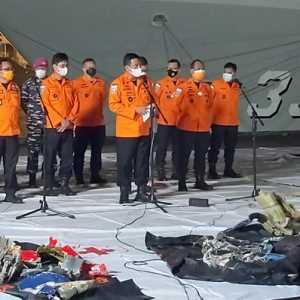 Marsda Henri Alfiandi: Penemuan CVR SJ 182 Bukti Indonesia Tidak Main-main Selesaikan Jatuhnya Pesawat