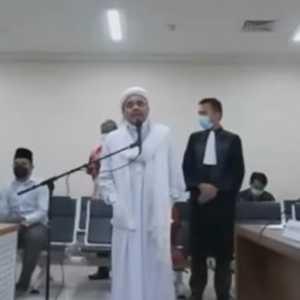 Aboe Bakar Al-Habsyi: Seharusnya Rizieq Diperlakukan Sama Di Depan Hukum