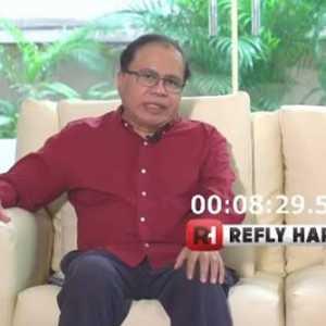 Cerita RR, Tawaran Kursi Ketum Demokrat Karena Pendiri Selalu Ditempatkan Di Belakang SBY Dan Keluarganya