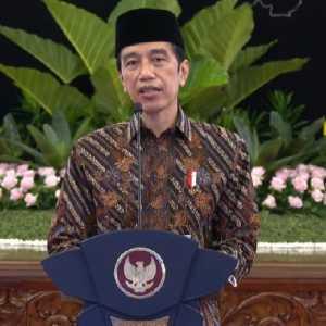 Minta PMII Jadi Navigasi Perubahan, Jokowi: Banyak Organisasi Digilas Perubahan Karena Tidak Sigap Beradaptasi