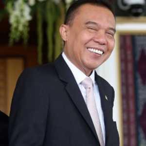 Sufmi Dasco: Tidak Bahas Pilpres, Pertemuan Prabowo-Airlangga Sebatas Sesama Menteri Kabinet