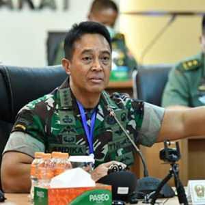 Gelombang Kedua, KSAD Jenderal Andika Kembali Kirim Prajurit Ke Istiqlal