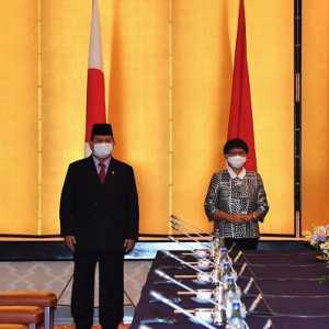 Perjanjian Alih Alutsista Dan Teknologi Disepakati, Kerja Sama Industri Pertahanan Indonesia-Jepang Dimulai