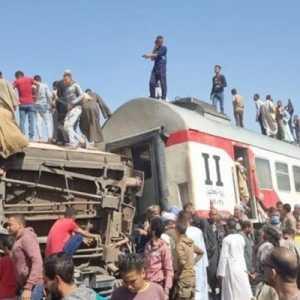 Raja Salman Dan Putra Mahkota Berduka Atas Kecelakaan Kereta Api Di Mesir