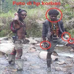 Kapen Kogabwilhan III Pastikan Korban Kontak Tembak Di Sugapa Adalah KSB Papua