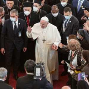 Umat Kristen Irak: Paus Mewujudkan Impian Kami Selama 20 Tahun Terakhir, Menunggunya Tiba Di Tanah Ini