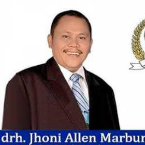 Demokrat Masih Tutupi Pengganti Jhoni Allen Marbun Di DPR