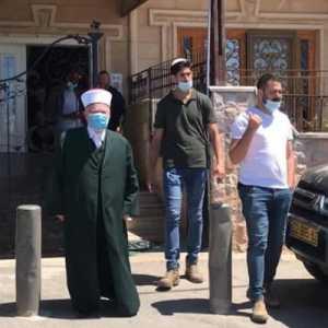 Tanpa Alasan Pasukan Israel Tangkap Pengkhotbah Masjid Al-Aqsa Sheikh Ekrima Sabri