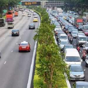 Singapura Tak Akan Keluarkan Izin Mobil Diesel Baru Mulai 2025