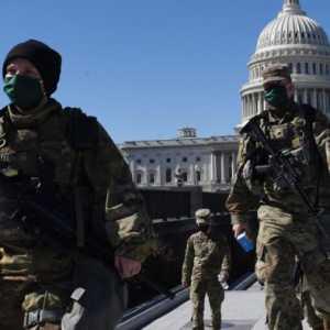 Militan Pendukung Trump Ancam Serang Capitol Hill, DPR Batal Rapat