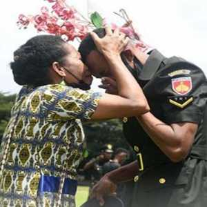 1.000 Putra Papua Dilantik Jadi Prajurit TNI AD Lewat Program Bintara Otsus