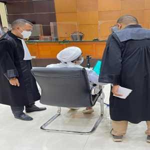 Habib Rizieq: Logika Polisi Dan Jaksa Sesat Jika Anggap Undangan Maulid Nabi Sebagai Hasutan Kejahatan