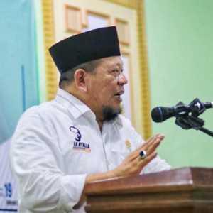 Soroti Penderita Gizi Buruk Serius Di Wajo, Ketua DPD Minta BPJS Permudah Kasus Luar Biasa