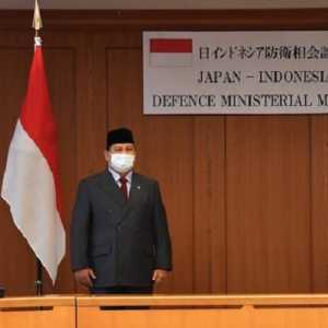 Bersama Menhan Jepang, Prabowo Bahas Penanganan Sengketa Antarnegara