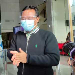 Lima Jam Diperiksa KPK, Plt Gubernur Sulsel Andi Sudirman Irit Bicara
