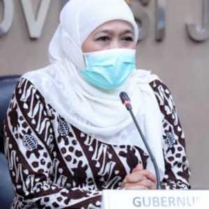 Tekan Penyebaran Covid 19, Gubernur Khofifah Perpanjang PPKM Mikro