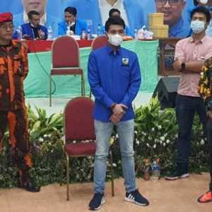 Terpilih Menjadi Ketua KNPI DKI 2021-2024, Ronny Bara Pratama Optimis Mampu Menyatukan Kembali Perpecahan
