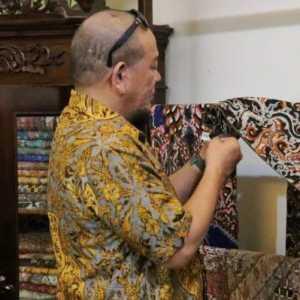 LaNyalla Optimis Inovasi Batik AntiBakteri Diminati Masyarakat
