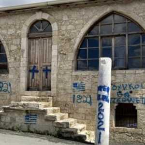 Kecam Pengrusakan Masjid Di Limasol, Presiden Erdogan: Ini Provokasi, Orang Yunani Selalu Melakukan Hal Ini!