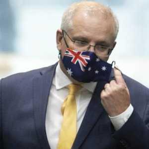 Gagal Tangani Seksisme Di Parlemen, Popularitas PM Morrison Anjlok