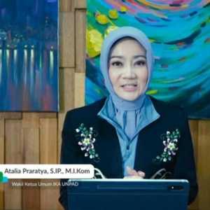 Buka JAFEST 2021, Atalia Kamil: Menggeliatkan Pariwisata Jadi PR Kita Semua
