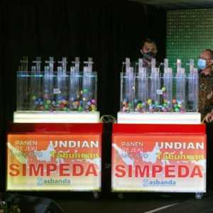 25 Nasabah bank bjb Menangkan Undian Nasional Tabungan Simpeda