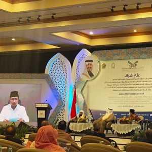 Apresiasi MHQH 2021 Kerja Sama Saudi-Indonesia, Menag: Bukan Sekedar Lomba, Tapi Jadi Media Umat Islam Mencintai Alquran Dan Hadist