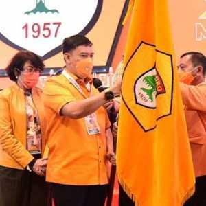 Terpilih Aklamasi, Dave Laksono Pimpin PPK Kosgoro 1957 Periode 2021-2026