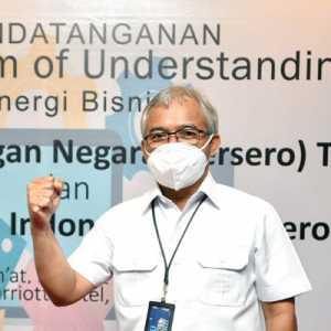 Teken MoU, BTN Siap Biayai Kebutuhan Rumah 6400 Karyawan Kontrak Pelindo III