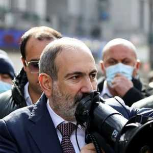 Redakan Krisis Politik Jelang Pemilihan, PM Armenia Akhirnya Bersedia Mundur