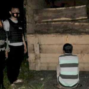 Polres Pesawaran Ungkap Pembalakan Liar Di Register 21 Wan Abdul Rahman