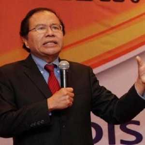 Rizal Ramli Aset Penting Bangsa Yang Diganjal Presidential Threshold