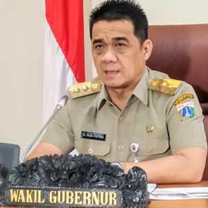 Bantah Bansos Tunai Disunat, Wagub DKI: Buktikan!