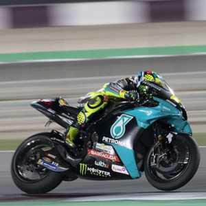 Hasil Kualifikasi MotoGP Qatar 2021: Rossi Nyaris Start Dari Grid Terdepan