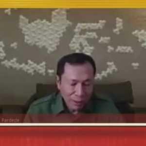 Raden Pardede: Strategi Pemerintah Jaga Keseimbangan Antara Kesehatan Dan Ekonomi