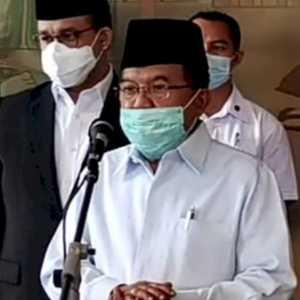 Jelang Ramadhan, Jusuf Kalla Minta Shalat Tarawih Terapkan Protokol Kesehatan