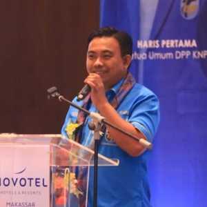 Dicopot, Haris Pertama: Saya Hanya Berpikir Bagaimana KNPI Dicintai Rakyat Dan Pemuda Indonesia